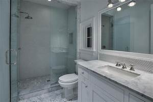 Bathroom traditional blue grey apinfectologiaorg for Blue and gray bathroom designs