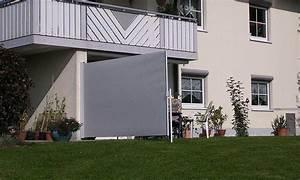 sichtschutz aus stoff watersoftnerguidecom With sichtschutz stoff terrasse