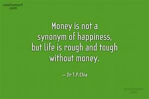 Money Quotes, Sayings about wealth (189 quotes) - CoolNSmart