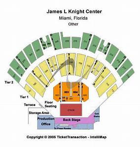 Maroon 5 Nashville Seating Chart James L Knight Center Seating Chart James L Knight