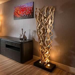 Lampe Design Bois : lampe en bois flott fabriquer vous m me beaucoup d 39 id es en photos ~ Teatrodelosmanantiales.com Idées de Décoration