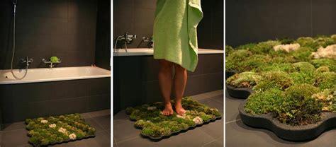 moss shower mat moss bathroom mat by nection design