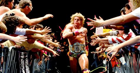 Top 15 Things You Didn't Know About The Ultimate Warrior