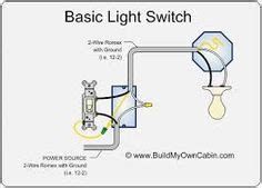 How Wire Way Light Switch Australia Wiring