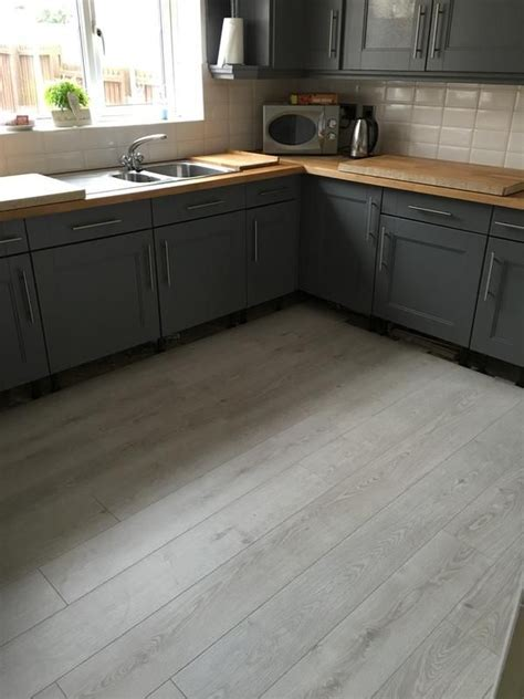 Ronseal Granite grey Satin Cupboard paint 750 ml   Kitchen