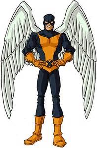 Angel Marvel Comics X-Men