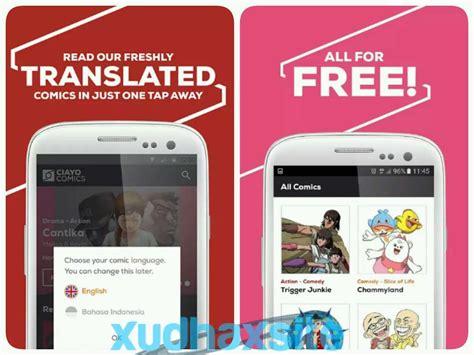 aplikasi baca komik webtoon terbaik bahasa indonesia