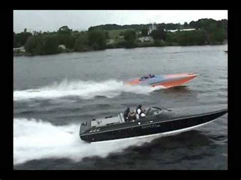 Boat On Miami Vice Movie by The Black Donzi From The Miami Vice Movie Youtube