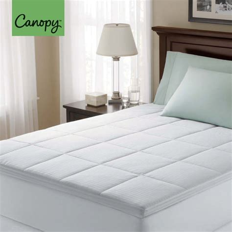 mattress pad walmart canopy 2 5 quot memory foam mattress topper other home