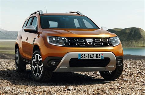 renault duster dacia unveils new generation of the duster suv at 2017