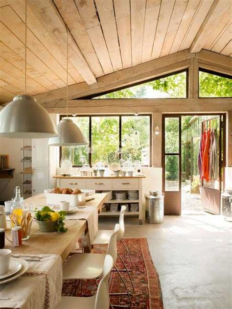 interiors home decor lovely country home interiors and outdoor rooms with rustic decor