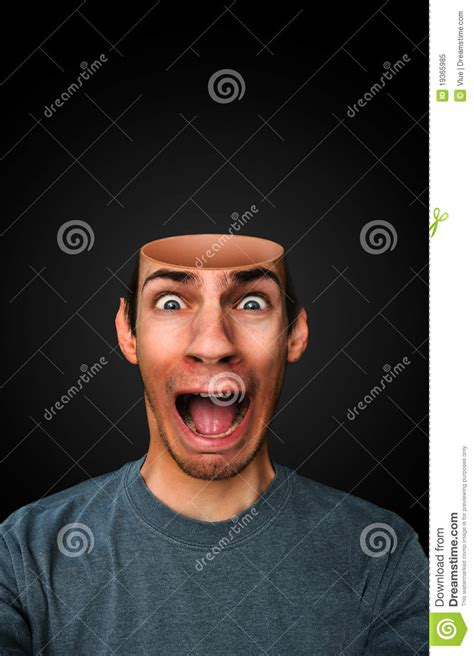 Empty Head stock image. Image of confusion, minded ...