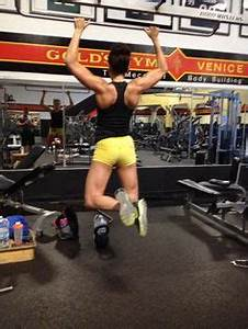 The Mecca. Gold's Gym Venice Beach, California. The first ...