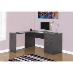 altra chadwick collection l desk nightingale black