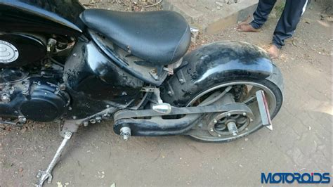 Modifying Cars In Chennai by Another Motorcycle Seized What Happens When You Modify A