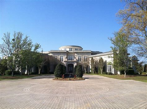 Rick Ross S House by Rap King Has Big Plans For Holyfield S Former Mansion
