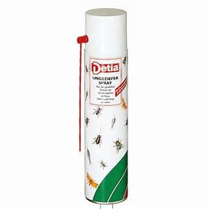 Kakerlaken ähnliche Insekten : detia ungeziefer spray 400 ml 13 47 ~ Articles-book.com Haus und Dekorationen