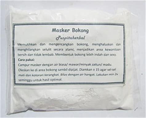 Masker Bokong Pemutih Bokong herbal spa