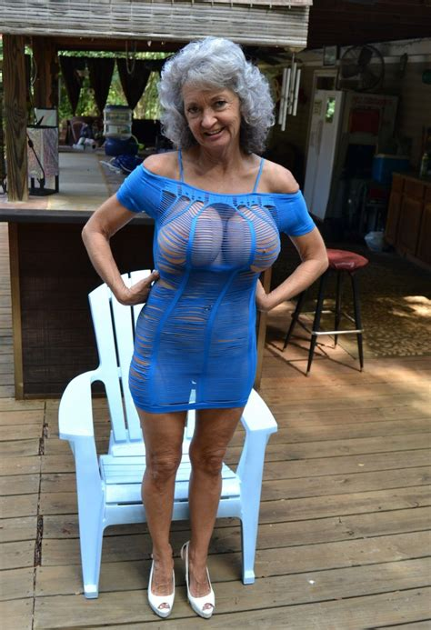 Blue And Gray Busty Mature Pinterest Gray Sheer