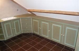 beau comment poser des portes de placard coulissantes sous With comment poser des portes coulissantes sous pente