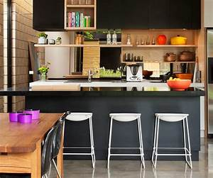 Ide Peinture Salon Cuisine Ouverte Amazing Good Idee