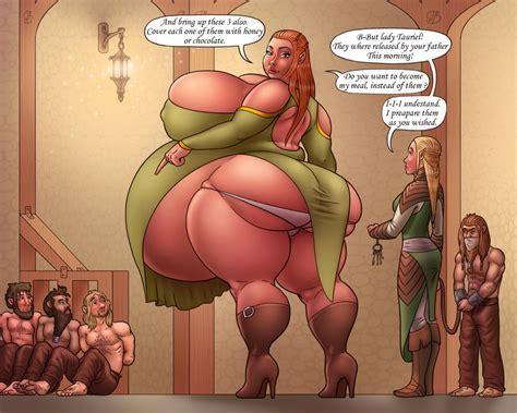 Der hobbit tauriel nackt sex