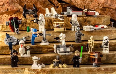 alle lego star wars adventskalender von