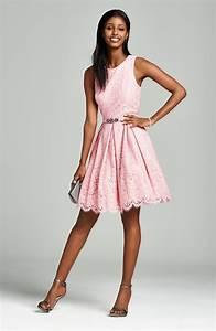 pink lace dress for a wedding guest With june wedding guest dress