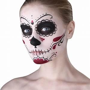 Maquillage D Halloween Pour Fille : de bons trucs pour votre maquillage d halloween jean coutu ~ Melissatoandfro.com Idées de Décoration