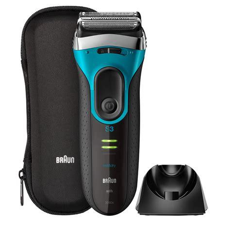 Braun Series 3 ProSkin 3080s Wet and Dry Shaver | Mashco