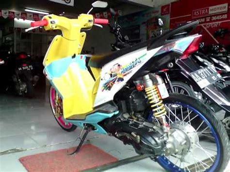 Beat Thailook by Honda Beat Thailand Look Style Modifikasi Beat Thailook