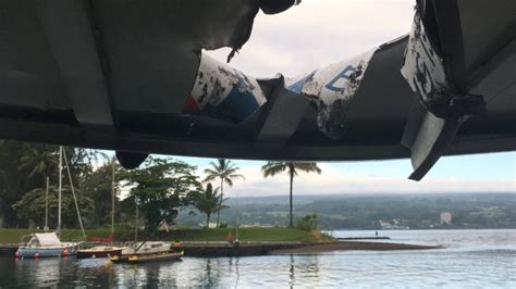 Lava Boat Tours Hawaii by Lava Explosion Near Hawaii Tour Boat Injures At Least 13