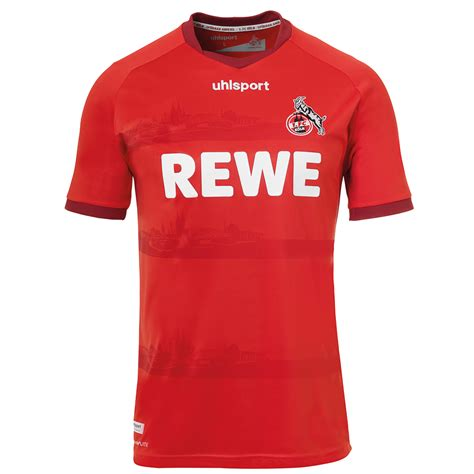 Maybe you would like to learn more about one of these? Teamsport Philipp   Uhlsport 1. FC Köln Auswärtstrikot ...