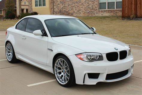 White Bmw For Sale by 2011 Alpine White Bmw 1m Cars For Sale Blograre