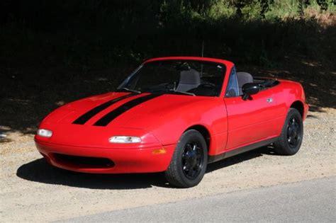 1993 Mazda Miata Na For Sale  Mazda Mx5 Miata Na 1993