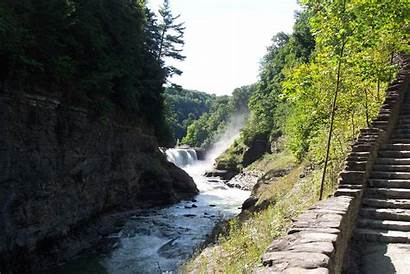 Cliffs Rivers Wallpapers Waterfall Lakes Definition Updated