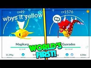 Oster Event Pokemon Go : world 39 s first shiny pokemon in pokemon go shiny pokemon are officially here new pokemon go ~ Orissabook.com Haus und Dekorationen