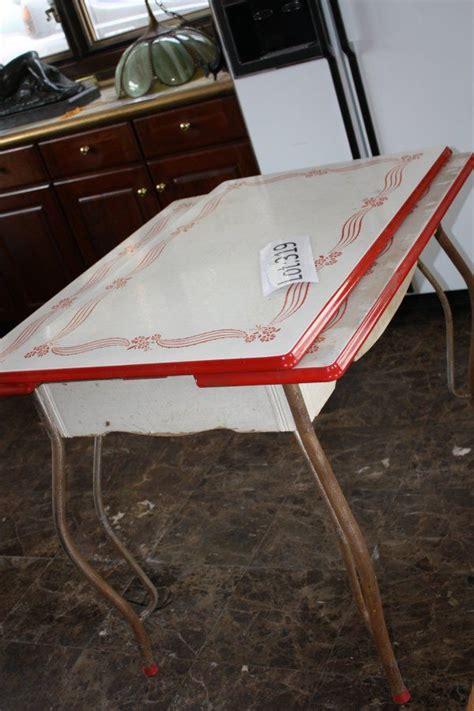 images  vintage enamel kitchen tables