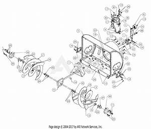 Mtd 31ae633e401  1998  Parts Diagram For General Assembly