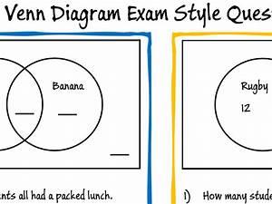 Maths Gcse    Ks3 Venn Diagram Revision Questions