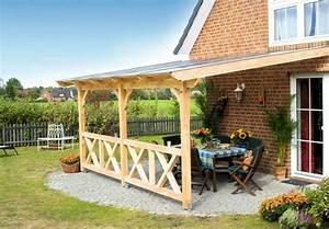 Holz überdachung Für Terrasse : terrassen berdachungen n tzliche planungshilfen ~ Sanjose-hotels-ca.com Haus und Dekorationen