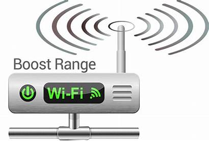 Wifi Signal Range Booster Router Antenna Receiver