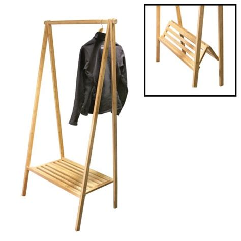 wooden clothes rack diy wooden garment rack plans free