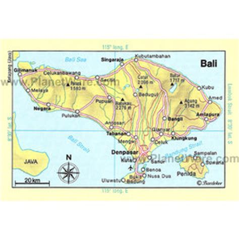 top rated tourist attractions  bali planetware