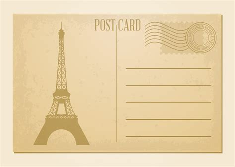 postcard design template 40 great postcard templates designs word pdf template lab