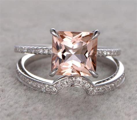 1 50 carat peach pink morganite princess cut morganite