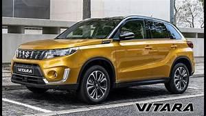 Nouveau Suzuki Vitara 2019 : 2019 suzuki vitara facelift youtube ~ Dallasstarsshop.com Idées de Décoration