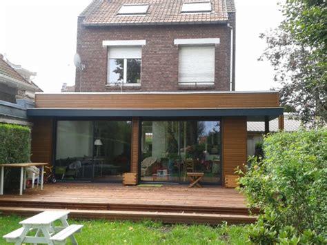 extension cuisine sur jardin photos architecte lille extension maison lille