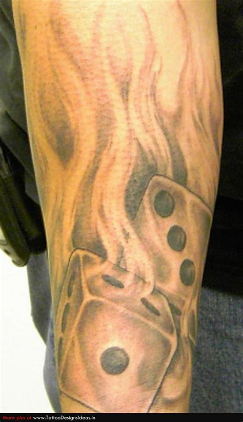 wonderful fire tattoo images designs  pictures