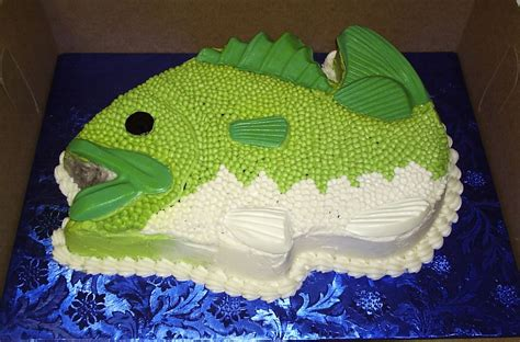 birthday fish  cake     ck pantastic